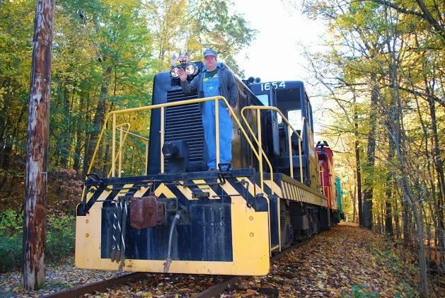 R&GV Railroad Museum