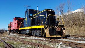 R&GV Train Ride