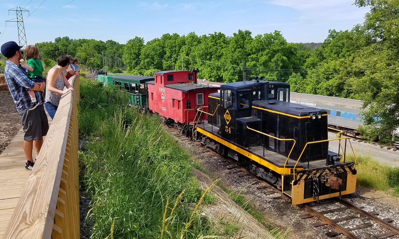 R&GV Train Rides